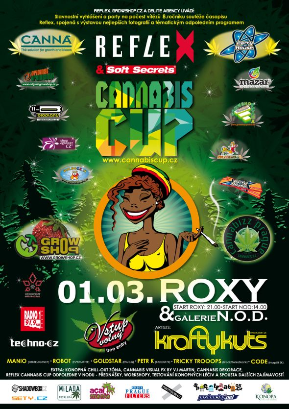 Cannabis Cup 2012 Party
